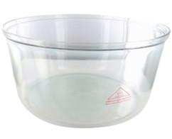 Récipient en verre compatible avec le four à convection Rosenstein & Söhne.