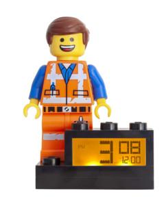 Réveil brique Emmet rétroéclairé The LEGO Movie - 14 cm