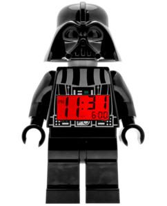 Réveil Dark Vador rétroéclairé - 21 cm