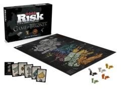 jeu de societe stratégie risk game of thrones le trone de fer westeros edition baratheon stark targaryen lannister tyrell martell