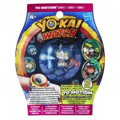 sachet 2 medailles yokai yo kai watch yo motion saison 2 projection