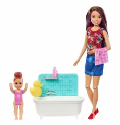 Barbie Skipper Baby-Sitter FXH05.