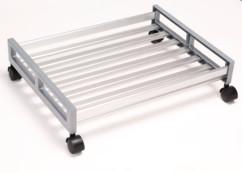 etagere de rangement a roulettes pour desous de lit d'armoire de meuble de bureau ruco