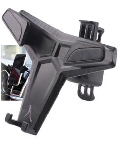 Support de smartphone à rotation 360° pour grille d'aération de voiture