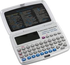 Traducteur électronique de poche - 8 langues