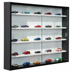 Vitrine murale Collecty Inter Link pour exposer vos objets de collection.