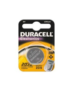 Duracell pile bouton CR2032