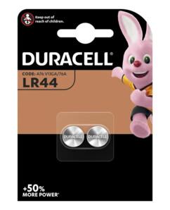 Piles bouton LR44 - Lot de 2