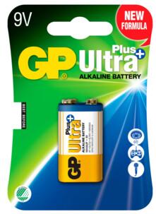 Pile alcaline 9V GP Ultra