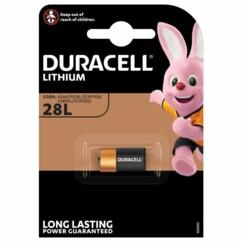 Duracell pile photo PX28L