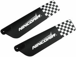 2 Pales de rotor inférieures