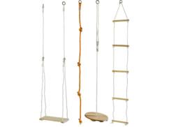 Quatre accessoires pour balançoire par Playtastic.