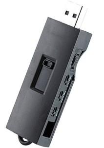 Clé USB piégée