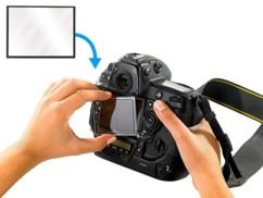 Film de protection pour écran d'appareil photo 2,7''