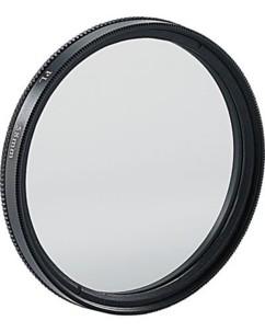Filtre dégradé gris pour objectif - 62 mm