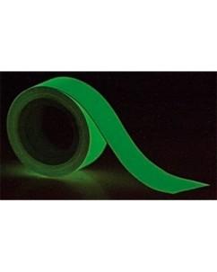 Ruban adhésif phosphorescent - 2 m X 20 mm