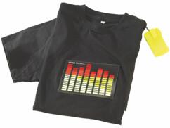 T-Shirt égaliseur 8 canaux - taille XL