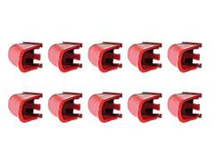 10 Lames de remplacement pour éplucheur électrique