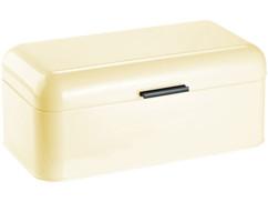 Boîte à pain en métal design rétro