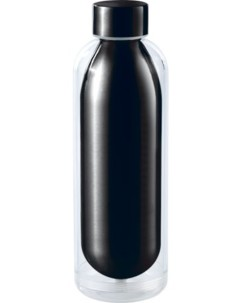 Bouteille isotherme 0,5 L - noire
