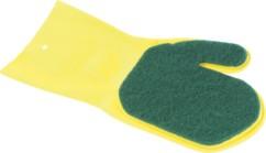 Gant de nettoyage pour vaisselle et couverts - Gant gauche