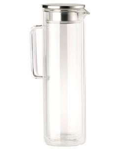 Pichet en verre à double paroi - 1,20 l
