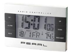 Réveil digital radio-piloté