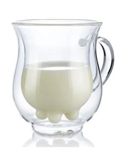 Tasse Double paroi Pis de vache