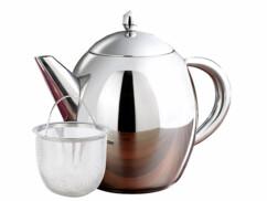 Théière avec passe-thé - 0,8 L
