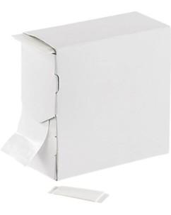 100 Patchs adhésifs double face avec boîte