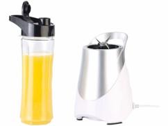 Blender 2 en 1 ''BR-600'' avec récipient pour boisson