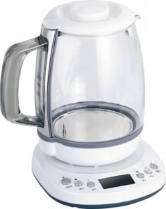 Bouilloire commandée par application avec thermostat - Version verre 1,2 L