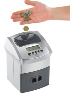 Compteur de pièces à piles
