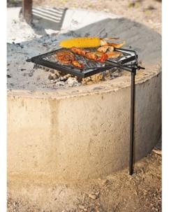 Grille de cuisson avec piquet
