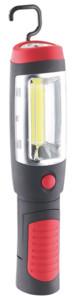 lampe de travail led cob etanche avec crochet de fixation Lunartec