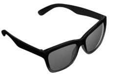 lunettes de soleil style wayfarer uv400 pas cher