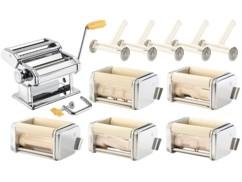 Machine à pâtes manuelle NM-100 avec 6 laminoirs