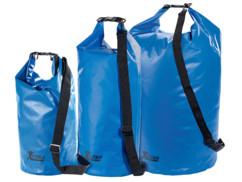 Pack de 3 sacs polochons étanches