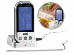 Thermo-sonde de cuisson digitale sans fil