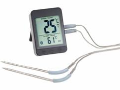 Thermomètre de cuisson Bluetooth 4.0 avec app - 2 sondes