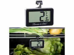 Thermomètre électronique pour réfrigérateur et congélateur à suspendre ou à poser par Rosenstein et Söhne