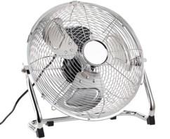 Ventilateur de sol en métal Ø 30 cm - 50 W