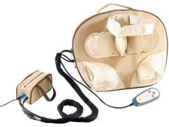 Coussin de massage pour nuque, dos et épaules