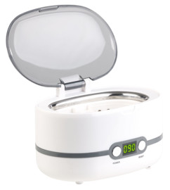 Nettoyeur à ultrasons 35 W pour bijoux et argenterie
