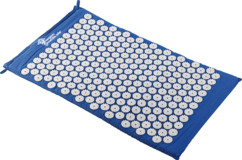 Tapis de relaxation avec points d'acupression