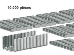 10000 Agrafes - hauteur 8 mm