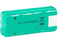 Accu supplémentaire pour robot aspirateur Sichler PCR-1550M