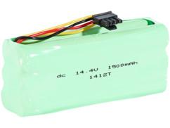 Batterie de rechange pour le robot aspirateur PCR-2550L
