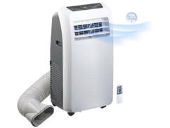 Climatiseur mobile réversible 3500 W / 12000 BTU/h