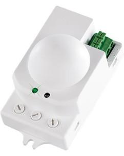 Détecteur de mouvement avec radar à micro-ondes